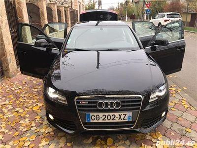 brugt Audi A4 S-Line 2010 2.0 TDI 143 CP Euro 5 in acte