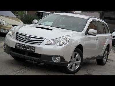 second-hand Subaru Legacy Outback 4x4
