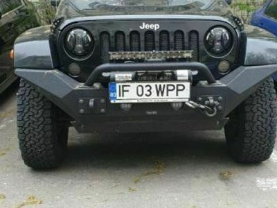 second-hand Jeep Wrangler