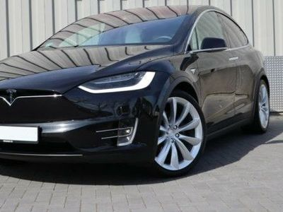 second-hand Tesla Model X 100D