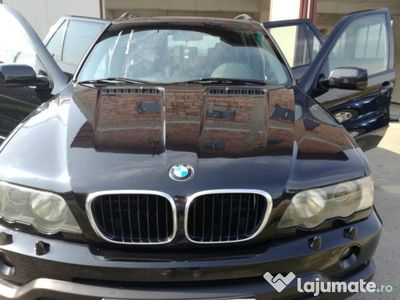 second-hand BMW X5 3,0i