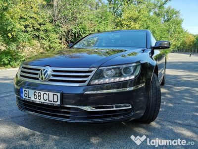 second-hand VW Phaeton Exclusive/4x4/Trapa solara/2012/webasto