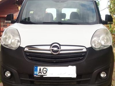 second-hand Opel Combo