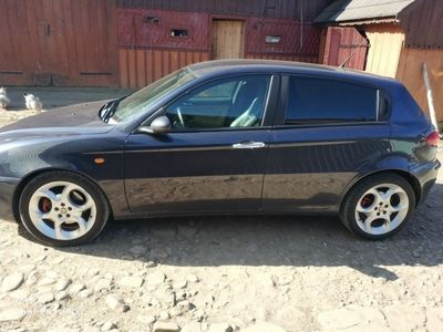 second-hand Alfa Romeo 147 jtd