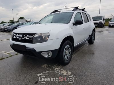 second-hand Dacia Duster din 2011