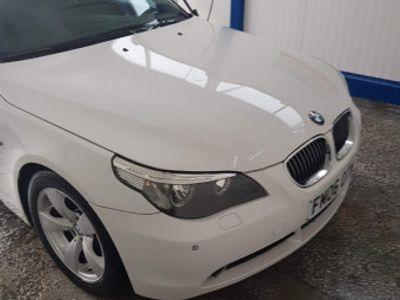 second-hand BMW 530 d remapat 280 cp 2006