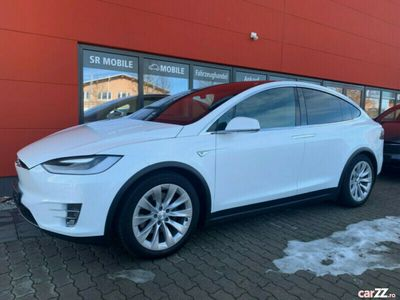 second-hand Tesla Model X Dual Motor AWD 2016