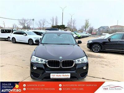 second-hand BMW X3 din 2016