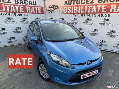 second-hand Ford Fiesta 2010-AUTOMATA- Full Extrase-Posibilitate RATE-