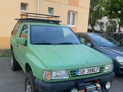 second-hand Opel Frontera sport