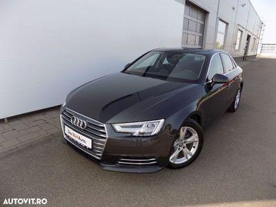 second-hand Audi A4 2.0