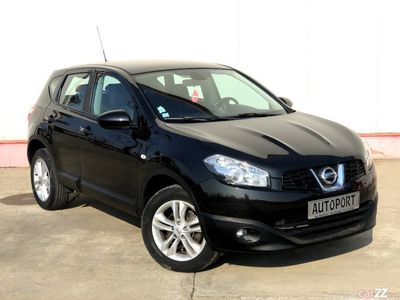 second-hand Nissan Qashqai 1.5 Turbodiesel Connect Edition
