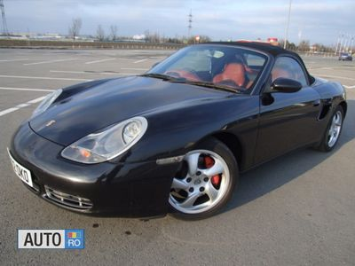 second-hand Porsche Boxster