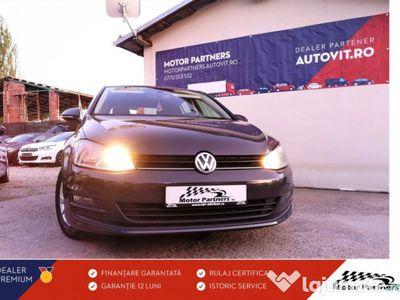 second-hand VW Golf BlueMotion 1.6 TDI ComfortLine 110CP Euro 6