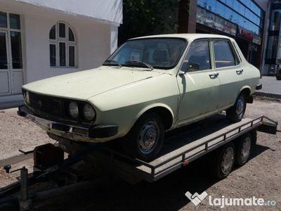 second-hand Dacia 1300  an 1984, stare originala, model de tranzitie