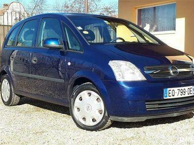 second-hand Opel Meriva 1,6-16v - EURO 4