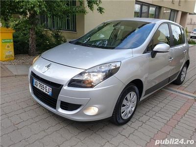 used Renault Scénic 1.5 DCi 2010 Euro 5