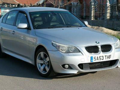 second-hand BMW 530 E60 d - an 2004, 3.0d (Diesel)
