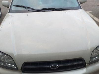 second-hand Subaru Outback 4x4, 2,5 16v