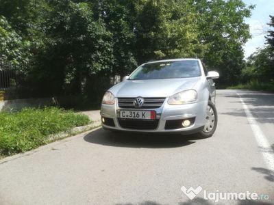 second-hand VW Golf 1.9 TDI 2010 perfecta stare ieftin