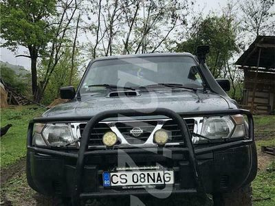 second-hand Nissan Patrol Y61 3.0 d Offroad