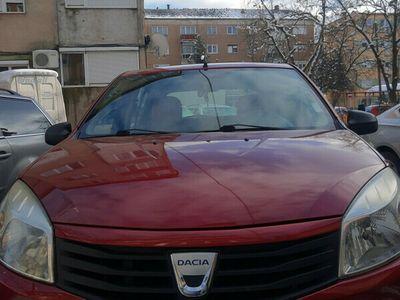 second-hand Dacia Sandero 2008 1.4 benzina