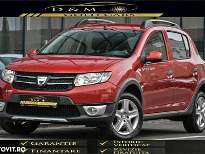 second-hand Dacia Sandero Stepway TCe