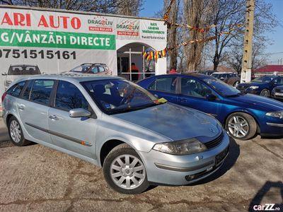 second-hand Renault Laguna II diesel 1.9 DCi-clima-Finantare rate