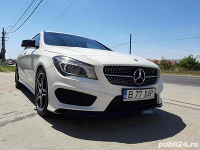 second-hand Mercedes CLA220 AMG