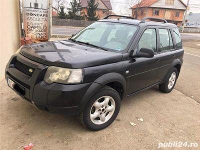 second-hand Land Rover Freelander - motor defect