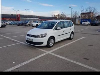second-hand VW Touran