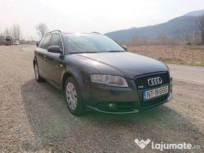 second-hand Audi A4 2.0 tdi s line