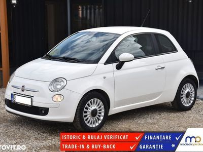 second-hand Fiat 500 1.3
