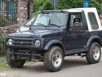 brugt Suzuki Samurai 4x4, 1.3 i (Benzina), an 1999