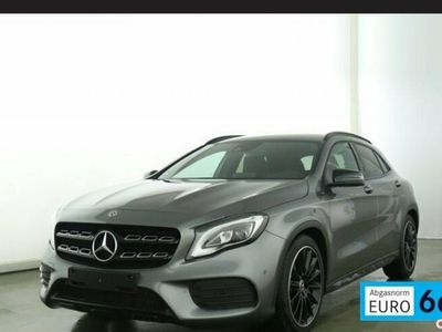 second-hand Mercedes GLA250