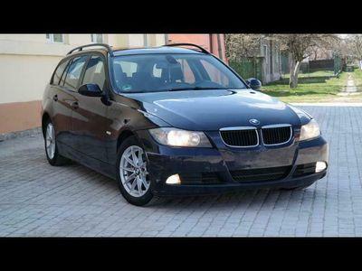 second-hand BMW 320 E91