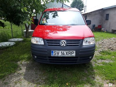 second-hand VW Caddy life 2006