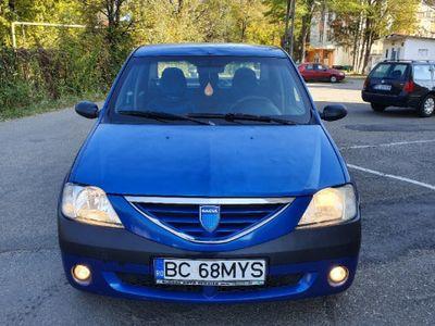 second-hand Dacia Logan 1.6 benzină AC