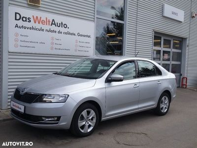 second-hand Skoda Rapid SMART 1.0 TSI