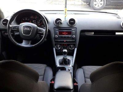 second-hand Audi A3 an 2010