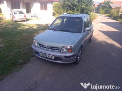 second-hand Nissan Micra 1.0