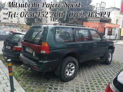 second-hand Mitsubishi Challenger / Pajero Sport - 1998