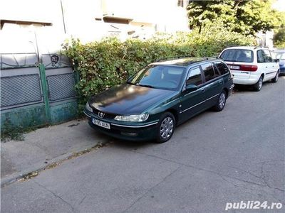 second-hand Peugeot 406 diesel