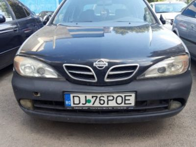 second-hand Nissan Primera