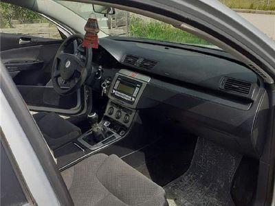 second-hand VW Passat B6