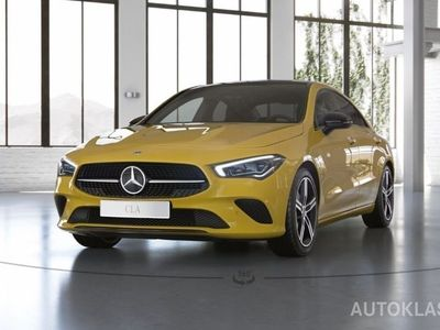 second-hand Mercedes CLA220 Coupe