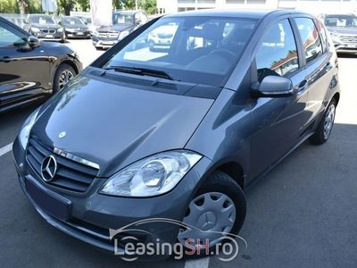 second-hand Mercedes A180 din 2009