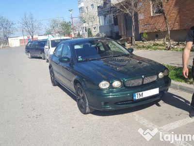 second-hand Jaguar X-type facelift europa 2004 2.0 Diesel, inm pe BG.