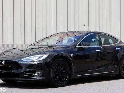 second-hand Tesla Model S 100D