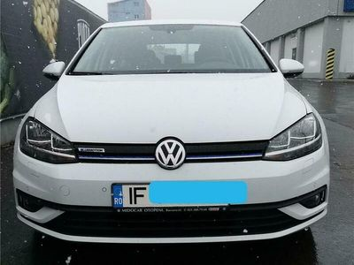 second-hand VW Golf VII - 2020 - Bluemotion - 1.5 TSI ACT - 130 CP